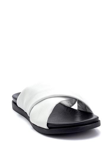 Derimod Kadın Terlik (17710) Casual Beyaz